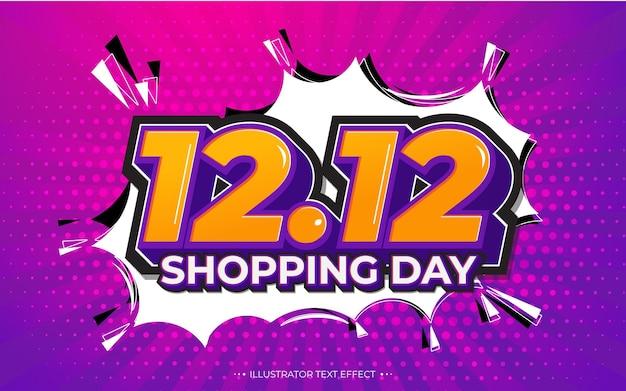 12.12 conception d'affiches ou de prospectus de vente d'achats en ligne