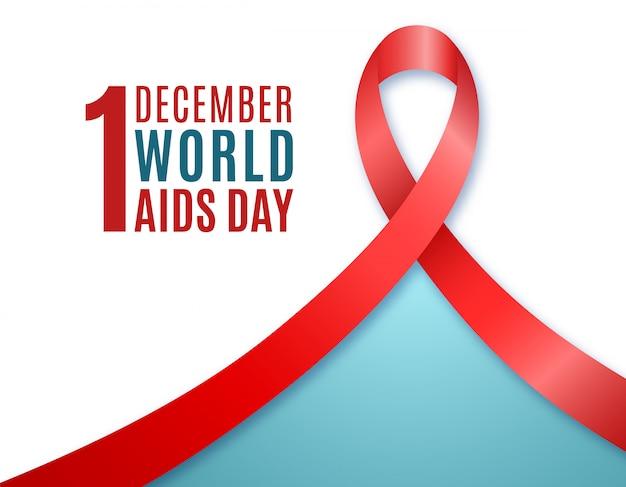 1er décembre journée mondiale du sida.