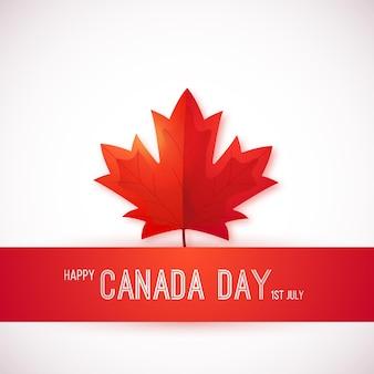 1er juillet fête du canada