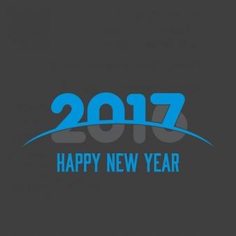 2017 conception créative bonne année