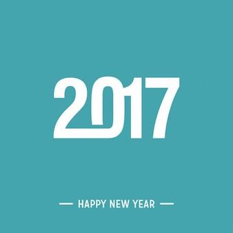 2017 conception créative nouvelle année heureuse pour flyers de cartes de voeux invitation vos affiches brochure bannières calendrier