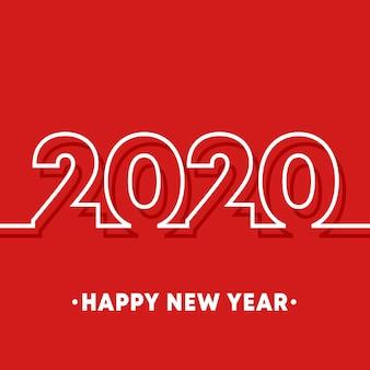 2020 bonne année