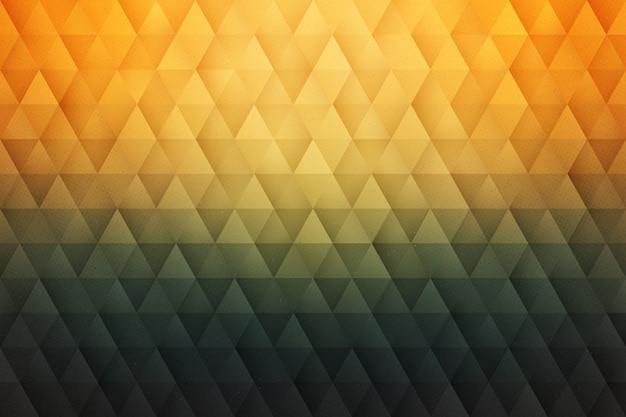 3d abstrait géométrique vecteur