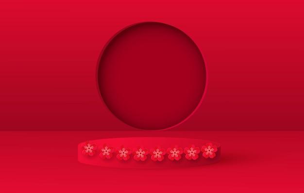 3d render of love valentine étapes fond ou texture