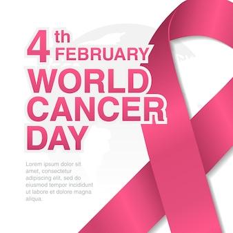 4 février journée mondiale du cancer
