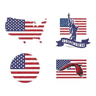 4 juillet fête de l'indépendance américaine