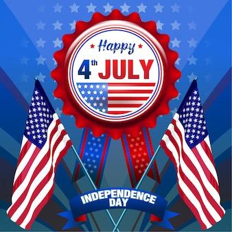 4 juillet fête de l'indépendance salutations