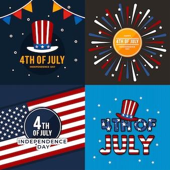 4 juillet la fête de l'indépendance