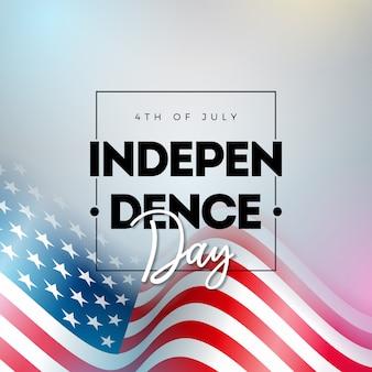 4 juillet, jour de l'indépendance des etats-unis