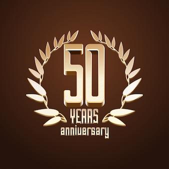 50 ans d'anniversaire