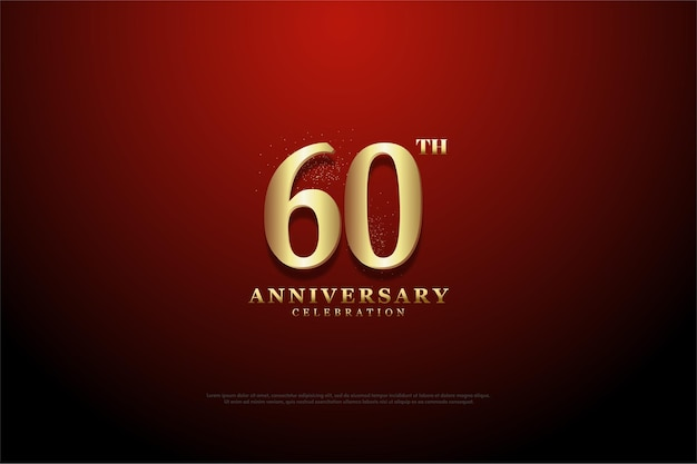 60e anniversaire