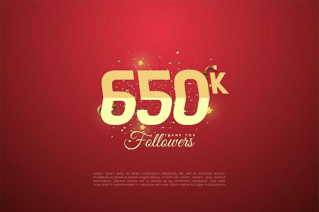 650k adeptes illustration fond
