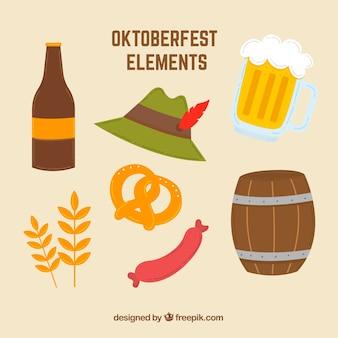 7 éléments pour oktoberfest