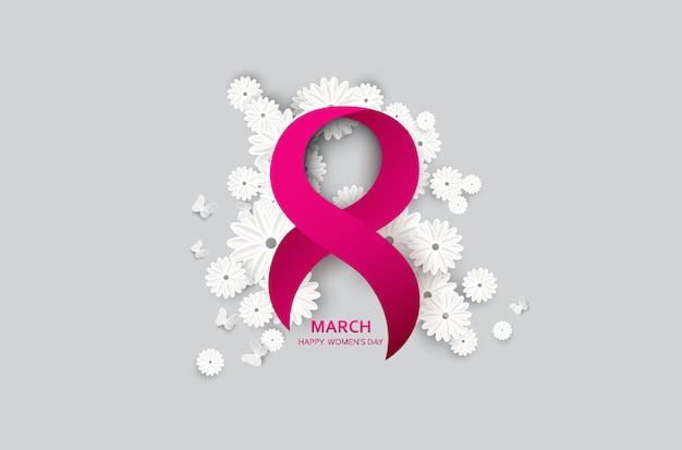 8 mars, bonne fête des mères