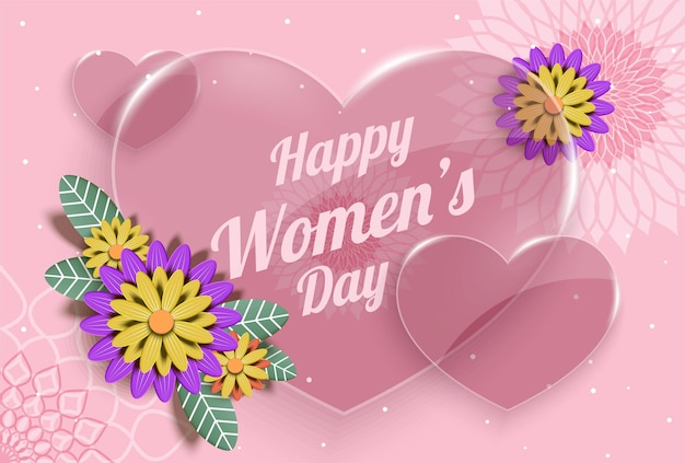 8 mars, bonne journée internationale de la femme