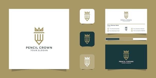 Abeille miel icône créative symbole logo ligne art style logotype linéaire. création de logo