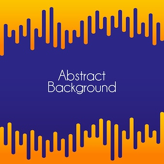 Abstract background vector illustration concept design