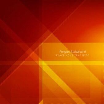 Abstract design de fond polygonale moderne