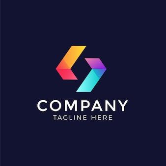 Abstract Logo Design Vector Gratuit