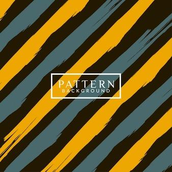 Abstract pattern fond, gris et jaune