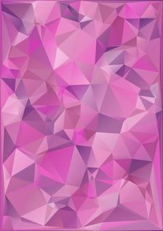 Abstract vector militaire camouflage fond fait de triangles géométriques shapes.style polygonal.