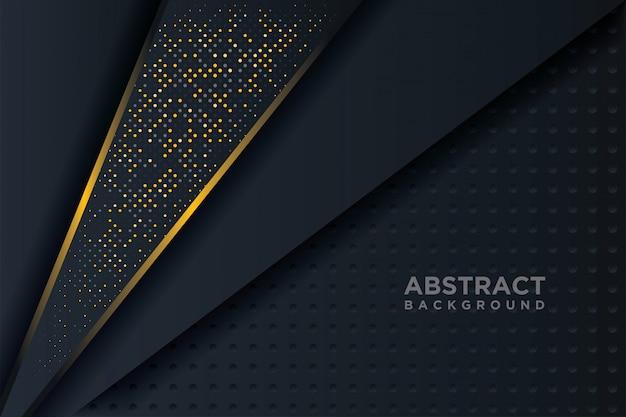 Abstrait 3d.