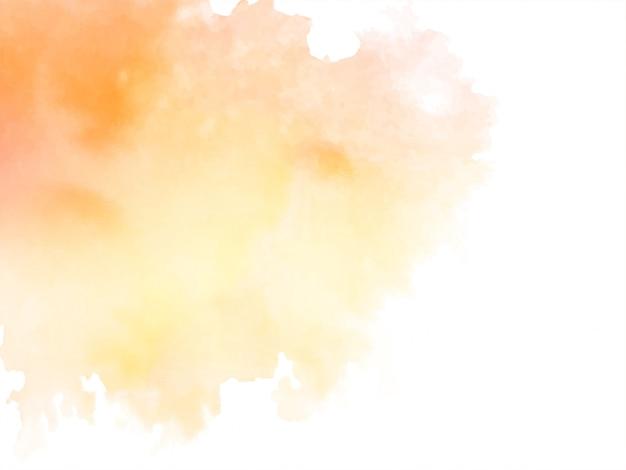 Abstrait aquarelle doux