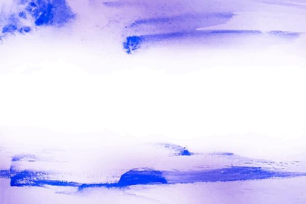 Abstrait aquarelle peint à la main