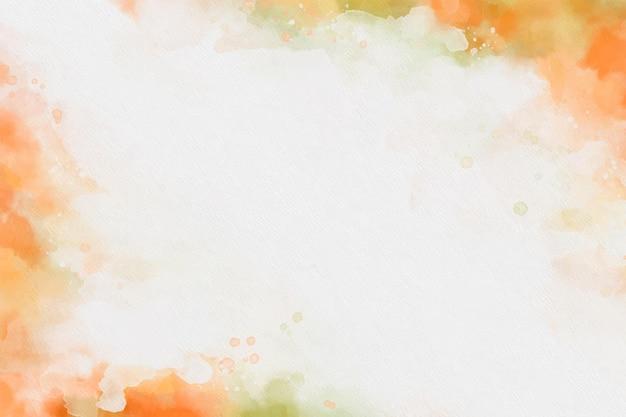 Abstrait aquarelle peinte à la main