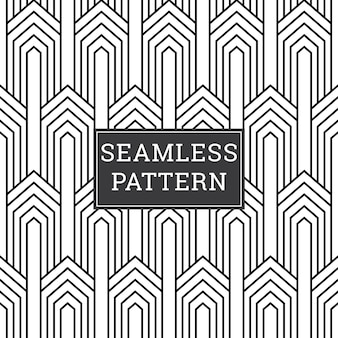 Abstrait art deco seamless pattern