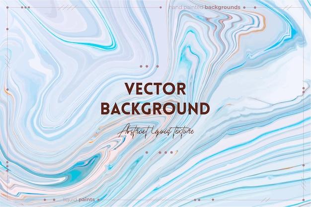 Abstrait art résine lumineuse. surface de marbre multicolore, texture de pierre minérale. papier peint de mélange de peinture violet, orange et bleu. fluide, effet d'écoulement liquide de couleur. aquarelle, vagues acryliques, tourbillons.