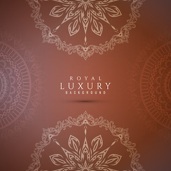 Abstrait beau luxe décoratif