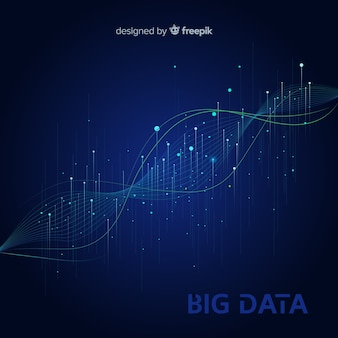 Abstrait big data