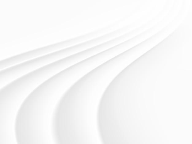 Abstrait blanc et gris ton vecteur fond