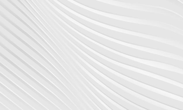 Abstrait blanc avec des lignes grises douces