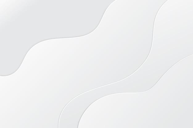 Abstrait blanc minimaliste