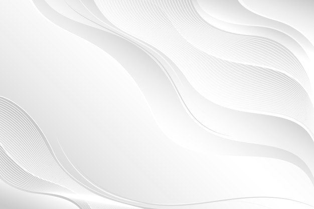 Abstrait blanc