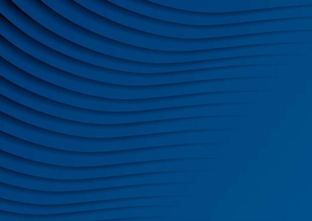 Abstrait bleu classique, couleur de l'année