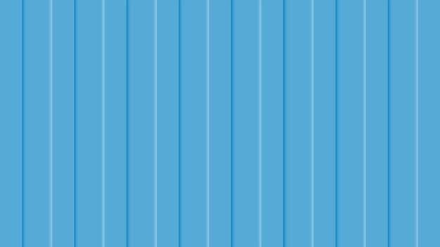 Abstrait bleu dans le style de lignes verticales.