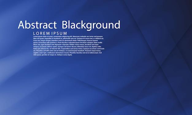Abstrait bleu flou fond dégradé concept d'écologie pour votre conception graphique,
