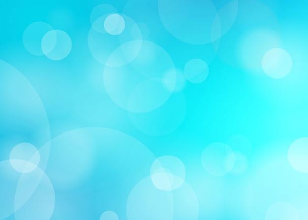 Abstrait bleu flou.