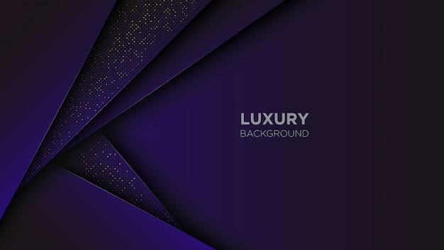 Abstrait bleu de luxe