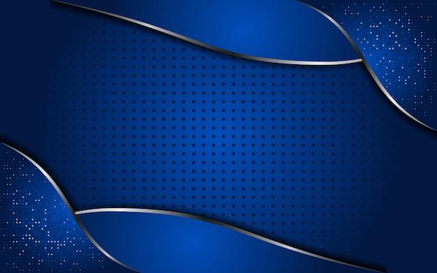 Abstrait bleu moderne avec fond de texture