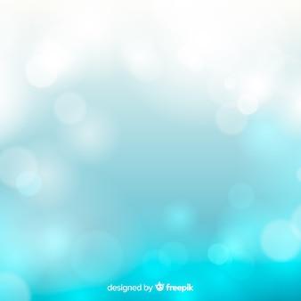 Abstrait bleu moderne avec des formes
