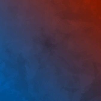 Abstrait bleu et rouge