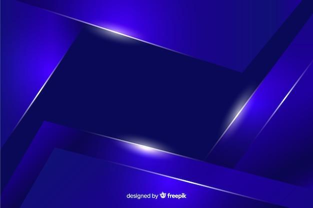 Abstrait bleu texture métallique