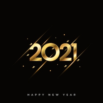 Abstrait de bonne année