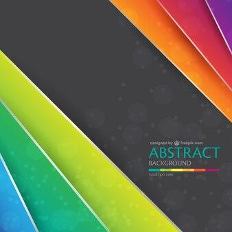 Abstrait coloré composition fond