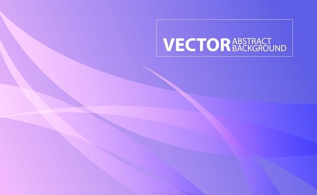 Abstrait coloré. conception de fond abstrait géométrique liquide. conception de dégradé vectoriel fluide pour bannière, poste