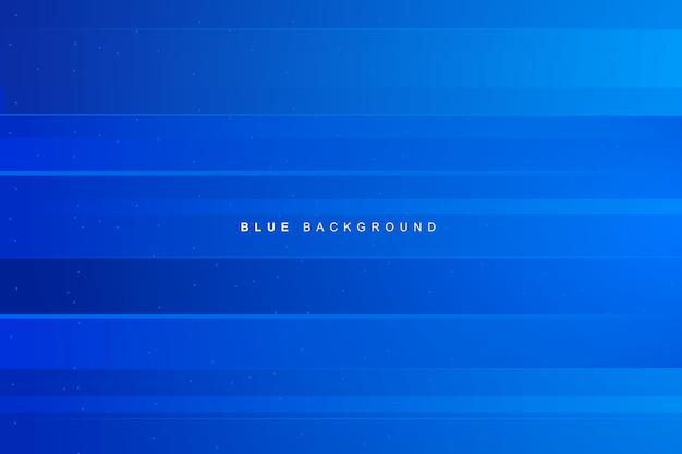 Abstrait coloré moderne bleu